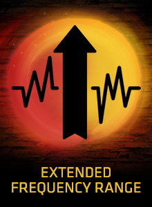 Extended Frequency Range
