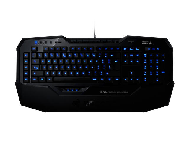 Клавиатури Roccat Isku Illuminated
