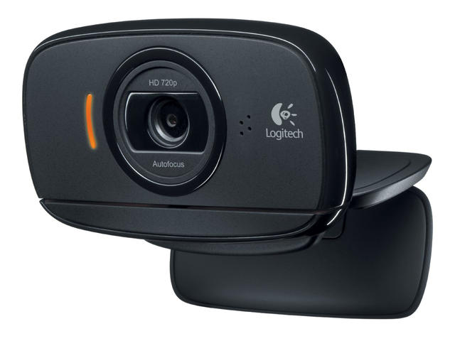 Уеб камери Logitech HD Webcam C525 Central Packaging