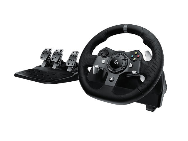 Волани Logitech Driving Force G920