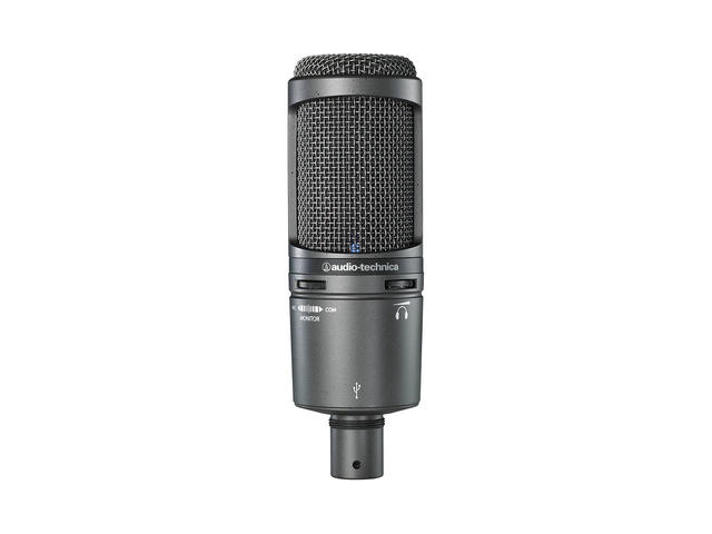 Микрофони Audio-Technica AT2020USB+