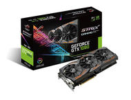 Видео карти ASUS STRIX GeForce GTX 1080 A8G GAMING