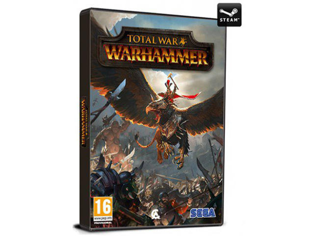 Игри Total War: WARHAMMER