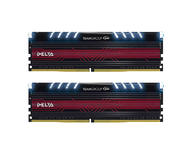 RAM памети 16GB (2x8GB) DDR4 3000MHz Team Delta White