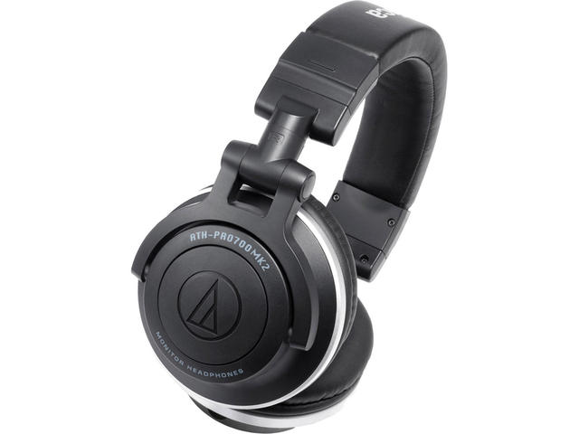 Слушалки Audio-Technica ATH-PRO700MK2 Professional Monitor