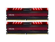 RAM памети 16GB (2x8GB) DDR4 3000MHz Team Delta Red