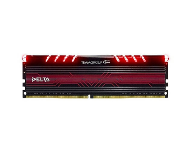RAM памети 16GB DDR4 3000MHz Team Delta Red