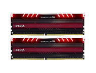 RAM памети 32GB (2x16GB) DDR4 3000MHz Team Delta Red