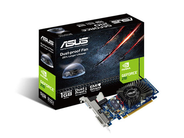 Drivers Asus GeForce 210 210-1GD3-L