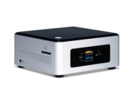 Mini PC Intel NUC Kit NUC5PPYH