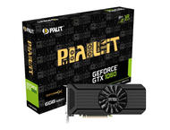Видео карти Palit GeForce GTX 1060 StormX 6GB