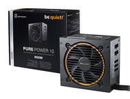 Захранвания be quiet! PURE POWER 10 | 600W CM