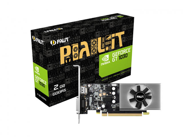 Видео карти Palit GeForce GT 1030