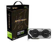 Видео карти Palit GeForce GTX 1070 JetStream
