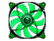 Вентилатори Cougar CFD140 GREEN LED Fan