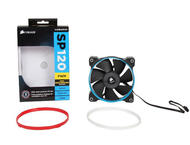 Вентилатори Corsair Air Series SP120 High Performance Edition High Static Pressure 120mm Fan