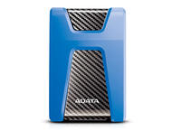 Външни дискове 1TB Adata DashDrive Durable HD650, в синьо