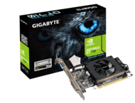 Видео карти Gigabyte GeForce GT 710 D3-1GL