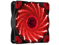 Вентилатори Makki Fan 120mm - 15 RED LED lights