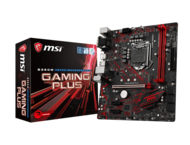 Дънни платки MSI B360M GAMING PLUS