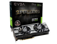 Видео карти EVGA GeForce GTX 1070 SC GAMING 8G Black Edition