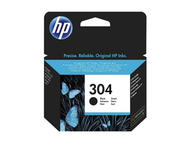 Консумативи HP 304 Black Ink Cartridge