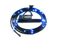 LED осветление NZXT Sleeved LED Kit 1m Blue