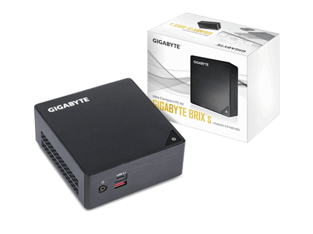 Mini PC GIGABYTE BRIX BKI7HA