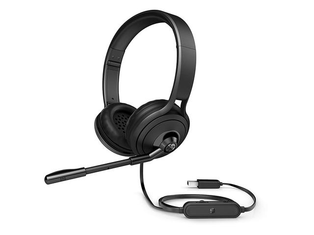Слушалки HP USB 500 Headset