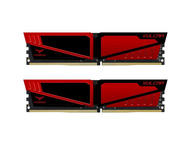Оперативна памет 16GB(2x8GB) DDR4 2666MHz Team Group T-FORCE VULCAN Red