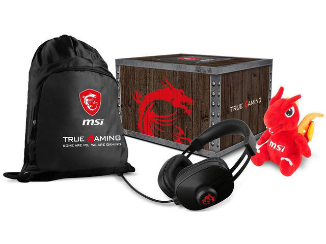 Игри MSI Loot Box Pack