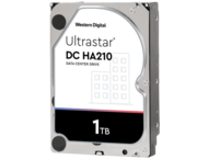 Твърди дискове 1TB 7200rpm Western Digital Ultrastar DC HA210