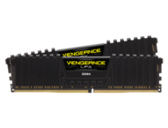 Оперативна памет 16GB (2x8GB) DDR4 3200MHz Corsair Vengeance LPX Black