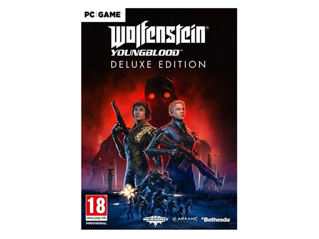 Игри Wolfenstein: Youngblood