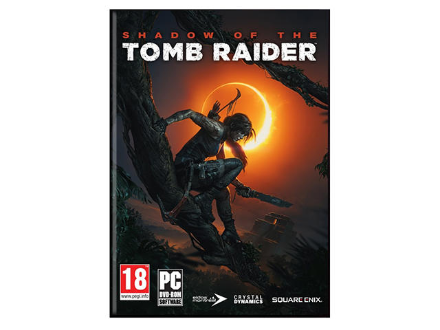 Игри Shadow of the Tomb Raider