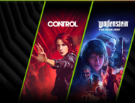 Игри NVIDIA® GeForce RTX™ : Control™ и Wolfenstein®: Youngblood™