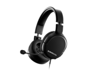 Слушалки SteelSeries Arctis 1, в черно