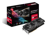 Видео карти ASUS AREZ Strix Radeon RX 580 TOP Edition