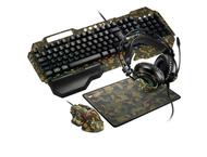Клавиатури Canyon Argama Gaming Set (CND-SGS03)
