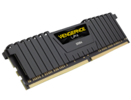 Оперативна памет 8GB DDR4 2666MHz Corsair Vengeance LPX Black
