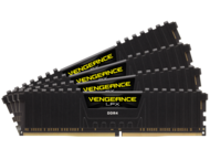 Оперативна памет 32GB (4x8GB) DDR4 3200MHz Corsair Vengeance LPX Black