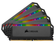 Оперативна памет 32GB (4x8GB) DDR4 3200MHz Corsair Dominator Platinum RGB