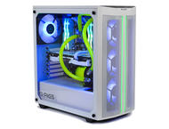 G:RIGS G:RIGS > be quiet! Castle DX | White (Intel)