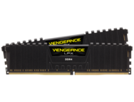 Оперативна памет 16GB (2x8GB) DDR4 4000MHz Corsair Vengeance LPX Black