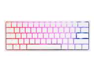 Клавиатури Ducky One 2 Mini V2 White RGB MX Cherry Silver RGB LED PBT Double-Shot
