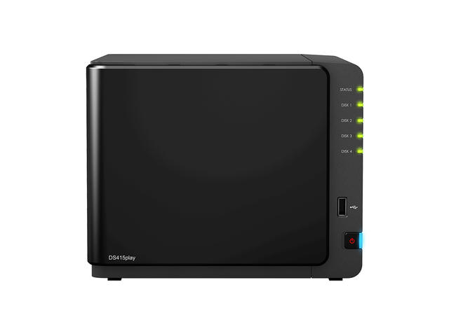 Storage (NAS) Synology DS415play
