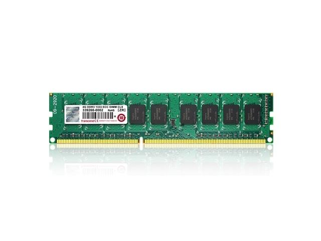 RAM памети 4GB DDR3 1600MHz Transcend Long DIMM 204pin