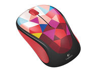 Мишки Logitech M238 Play Collection, Red Facets