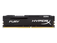 Оперативна памет 4GB DDR4 2400MHz Kingston HyperX FURY Black