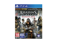 Игри Assassin's Creed: Syndicate Special Edition | PS4